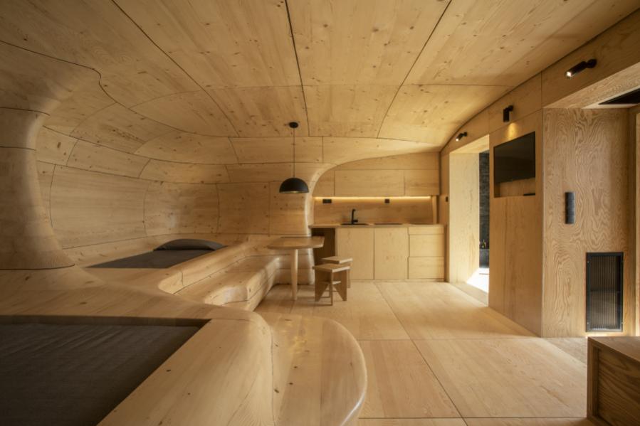Wood Awards | Οι νικητές για την ανάδειξη ξύλινης κατασκευής και ξύλου