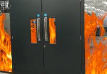 Πυράντοχες πόρτες